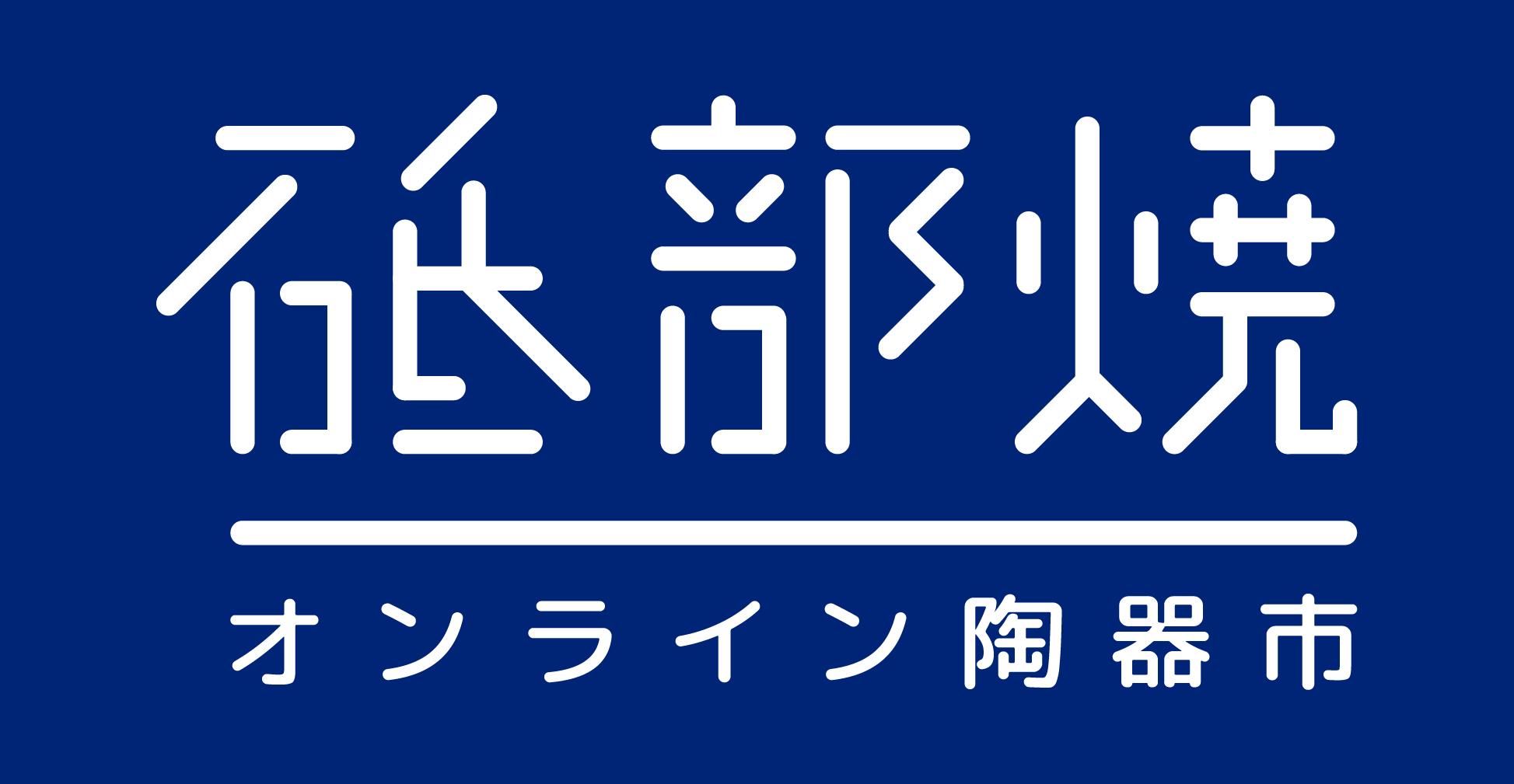 陶器市ロゴ(青背景).png